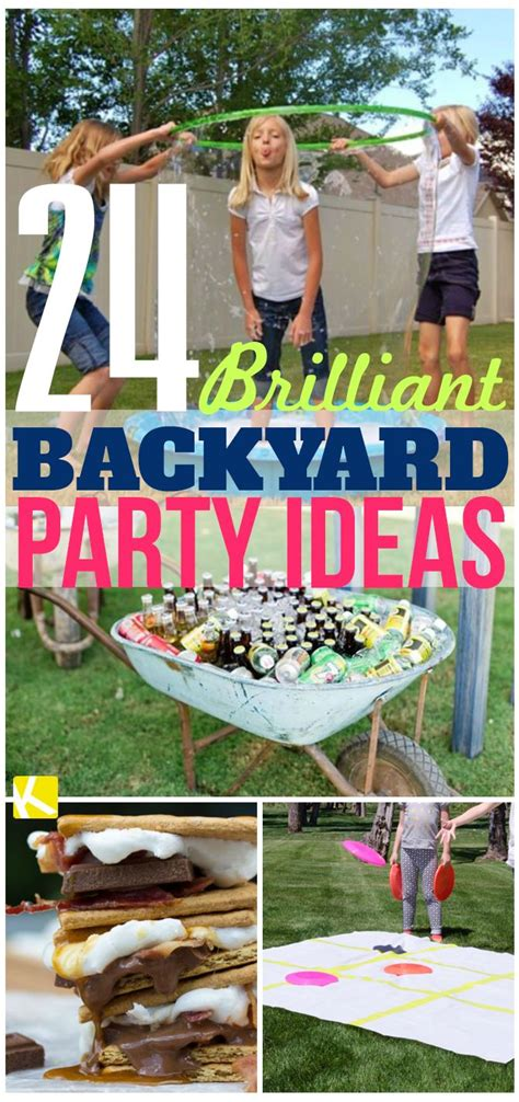 backyard bbq games 25 best ideas about backyard party decorations on
