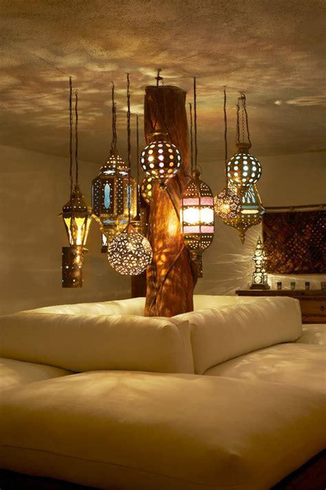 Moroccan Inspired Lighting Interior Design Lighting Lights Moroccan Viceroy Hotel Image 152302 On Favim