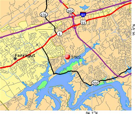 zip code map knox county tn knoxville zip code map my blog