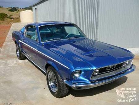 1968 shelby mustang gt500kr for sale – and a whole lot