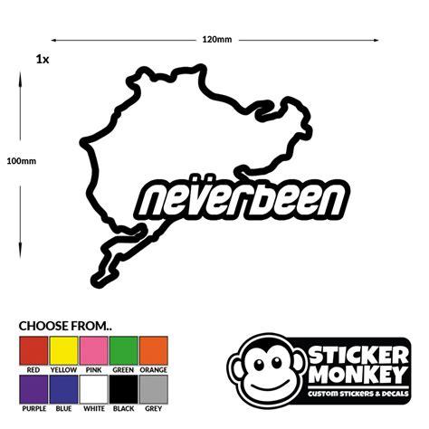 Never Content Sticker