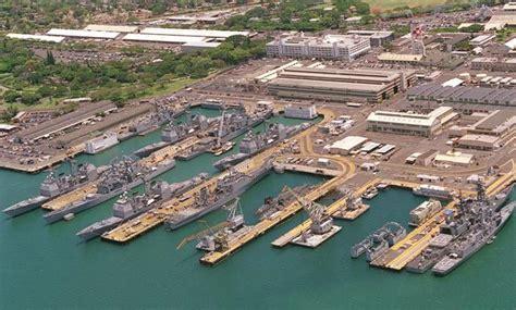 pearl harbor port ship hangars