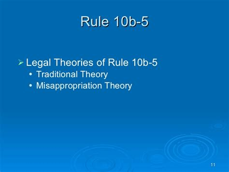 section 10b and rule 10b 5 f testing files insider trading in turkey ppt