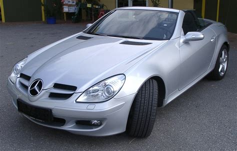2004 mercedes benz slk class information and photos momentcar