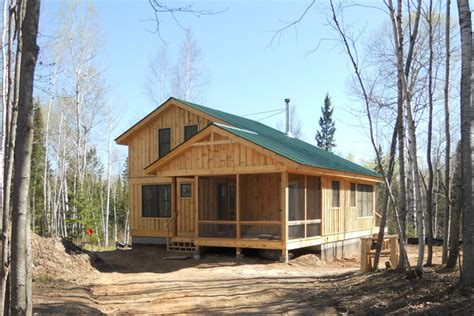 Grid Cottages by Steffenson Carpentry 187 Grid Cabin