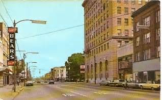 photos of elyria ohio ohio downtown with 1960 cars