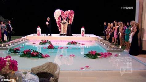 Vanderpump Wedding Invitation