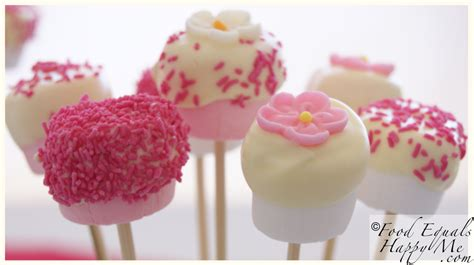 Images For Salad Decoration Marshmallow Pops Food Equals Happy Me