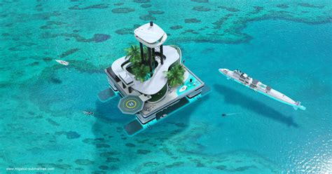 40 Square Meters In Feet by Exclusive First Look At Kokomo Island The World S Only