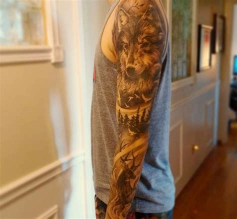 animal tattoo toronto best 25 animal sleeve tattoo ideas on pinterest