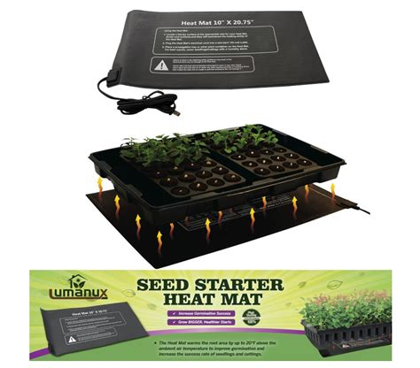 Seed Starting Heat Mats by 10 Gift Ideas For The Vegetable Gardener Gardenologist