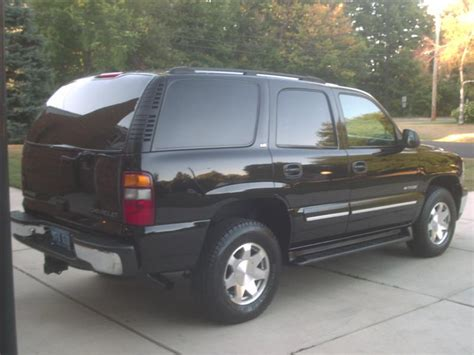2002 chevrolet tahoe information and photos momentcar