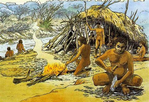 alimentazione nel paleolitico imparare con la storia 3 la preistoria