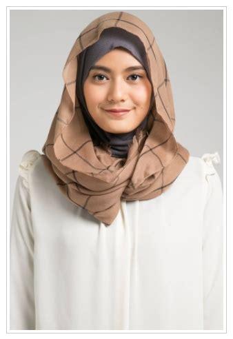 Kerudung Modern 2016 model kreasi jilbab modern 2016 gaya simple
