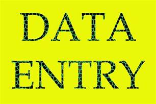 data entry online work in india