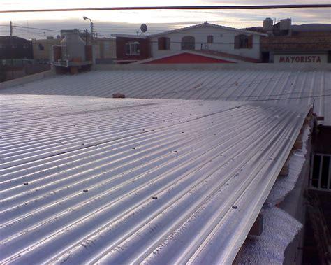 chapa de techo techo de chapas a 1 agua parte 2 hazlo tu mismo taringa