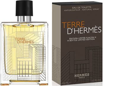Limited Parfum Pria Terre D Hermes could you design a limited edition bottle of hermes perfume