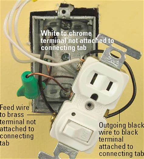 combination switches unswitched toggle remote