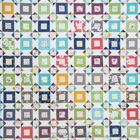 Sewing With Nancy Quilts by Sewing With Nancy Zieman Bonner Cabin Fever Quilts