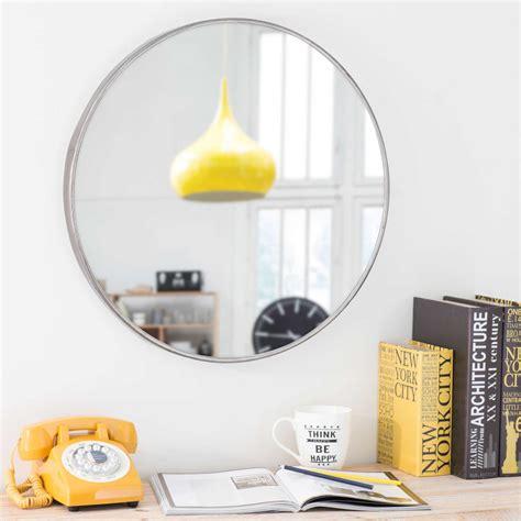 Miroir Rond 60 Cm by Miroir Rond En M 233 Tal D 60 Cm Maisons Du Monde