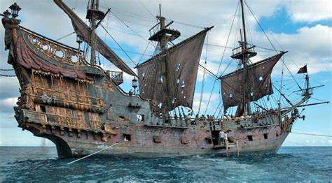 Pirates Amp Corsaires Le Black Pearl Quel Est Son Co 251 T