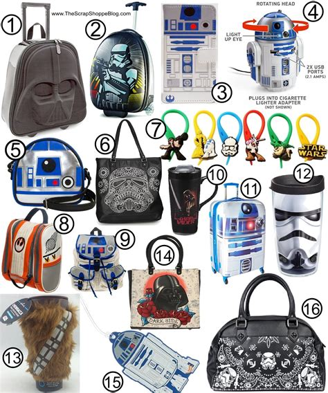 gifts for star wars fans star wars gift guide the scrap shoppe