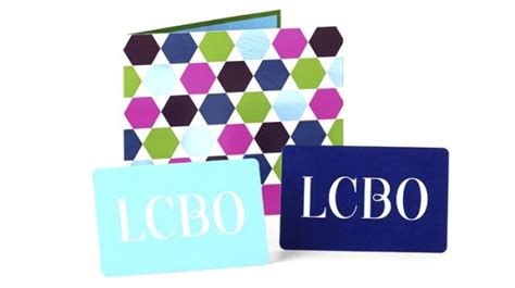 Ontario Gift Cards - closed giveaway win 1 of 4 lcbo 40 gift cards ontario beverage network
