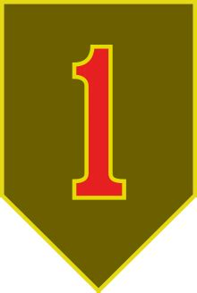 1st infantry division (united states) wikipedia