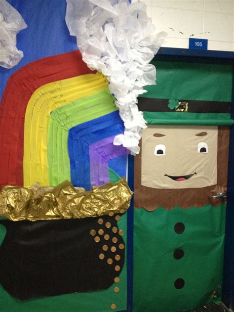 St Day Door Decorations 1000 images about st patricks day door ideas on