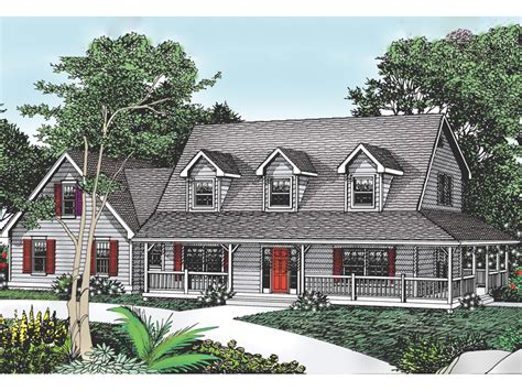 cottage hill cape cod style home enticing wrap around