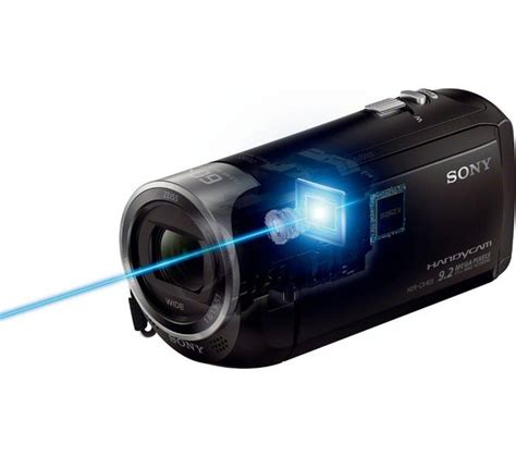 Item Handycam Sony Hdr Cx405 Resmi Sony Indonesia sony handycam hdr cx405 hd camcorder black deals pc world