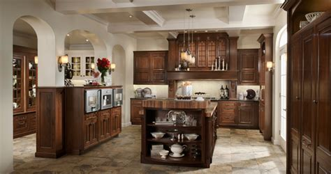 elegant traditions kitchen wood mode fine custom cabinetry
