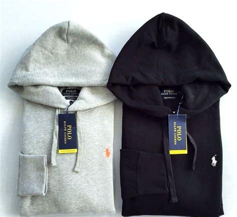 New Jaket Resletting Sweater Polos Hoodie Zipper Biru Navy new polo ralph s solid fleece pullover hoodie sweatshirt ebay