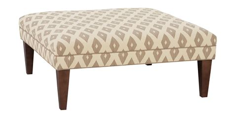 oversized fabric ottoman large contemporary square fabric cocktail ottoman