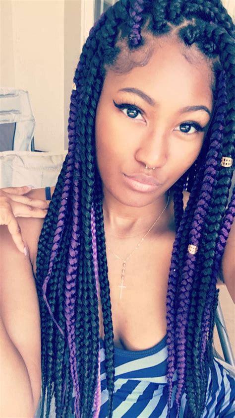 multilayer cornrows best 20 purple braids ideas on pinterest colored hair