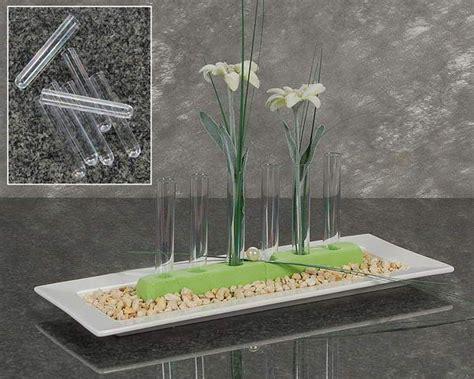 Glas Kerzenhalter Für Spitzkerzen by Reagenzr 195 182 Hrchen F 195 188 R Kleine Blumengestecke