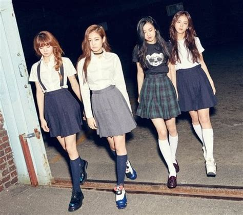 blackpink debut stage yg reveals blackpink debut date and teaser soompi