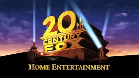 20th century fox home entertainment intro hd 720p
