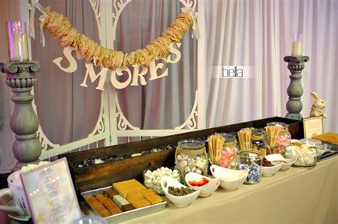 smores at wedding reception smores station smores bar wedding smores bar wedding