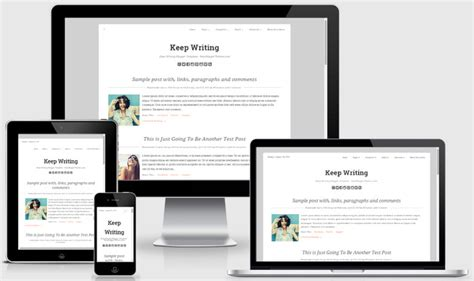 blogger templates for writing keep writing blogger template newbloggerthemes com