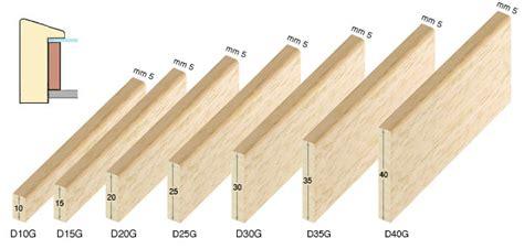 rinaldin cornici distanziatori in legno grezzo rinaldin cornici