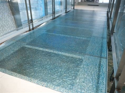 glass floor glass floors and glass bridges now offered by thinkglass