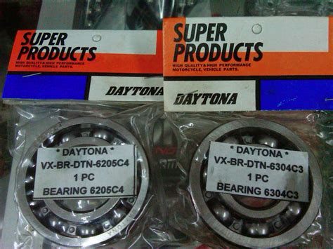 Bearing Kruk As Faito S 720 Set Jupiter Z spare parts motor cbu dan part racing drag bike roadrace