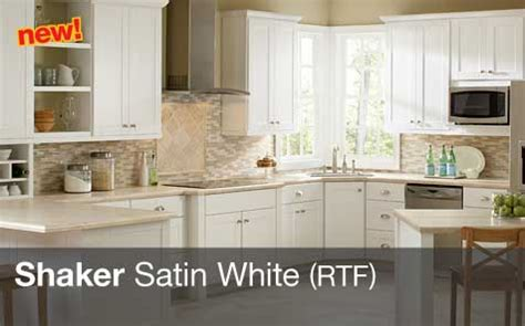 home depot white shaker cabinets hton bay cabinets kitchen cabinetry