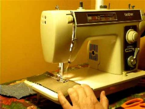 brother model 2010 sewing machine youtube