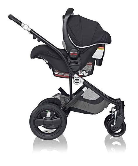 stroller that works with britax car seat britax affinity stroller create a custom travel system