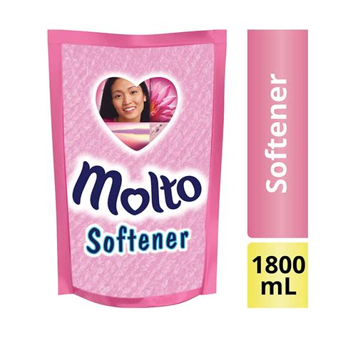 jual molto softener blossom pink pouch 1800 ml 62040246