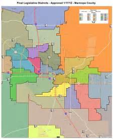 map of maricopa county arizona maps