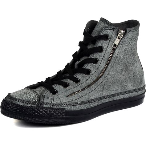 A Zip Code For Shoes by Converse Hi Chuck All Zip Shoes