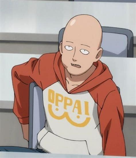 Kaos Anime Oppai One Punch Berkualitas one punch saitama s oppai hoodie for sale